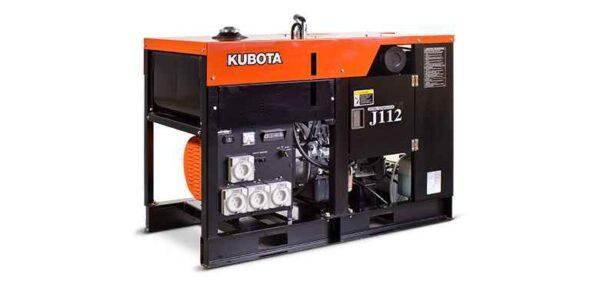 Kubota Generators