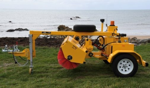 Sewell Sweepers TB1800E