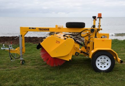 Sewell Sweepers TB2000E