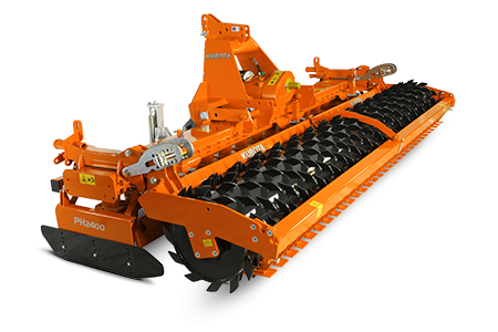 Kubota Power Harrows