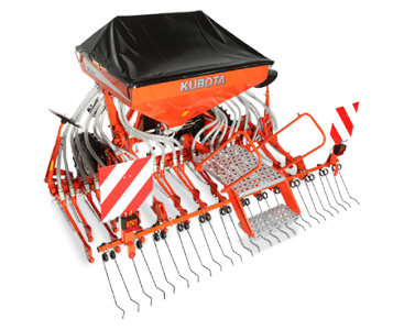 Kubota Seeders