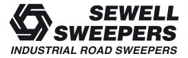 Sewell Sweepers Logo