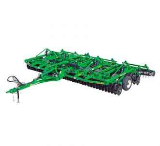 Vertical Tillage