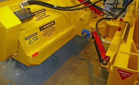 Sewell Sweepers TB2000ESS | Rosher