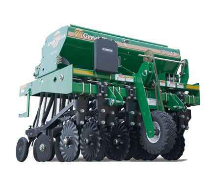 Great Plains 3P606NT 3-Point Mounted No-Till Drill