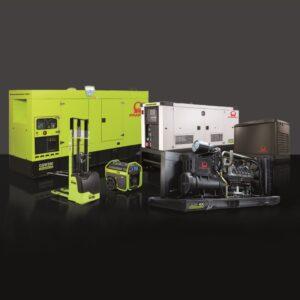 Pramac Generator & Equipment